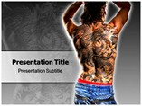 Tattoo Templates For Powerpoint