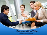 Business Idea For Women PPT Backgrounds