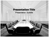 Discussion Room PowerPoint Slides