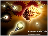 Creative Thinking PowerPoint Layouts