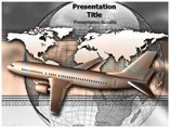 Global Travel Agency Templates For Powerpoint