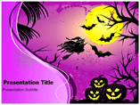 Halloween Horror Nights Templates For Powerpoint