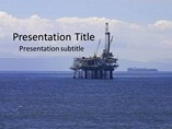 Interactive Offshore  PowerPoint Template