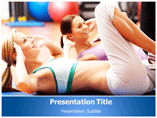 Aerobics Templates For Powerpoint