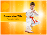 Karate Templates For Powerpoint