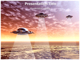 UFO Templates For Powerpoint
