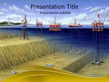 Oil Plant Template PowerPoint