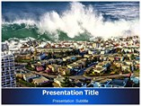 Tsunami Templates For Powerpoint