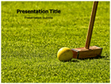 croquet Templates For Powerpoint