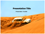 Dune Racing Templates For Powerpoint
