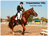 Equestrion Templates For Powerpoint