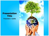 Environment Protection Templates For Powerpoint