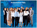 international cooperation Templates For Powerpoint