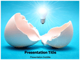New Life powerpoint template