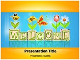 welcome Templates For Powerpoint