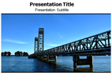Over bridge Templates For Powerpoint