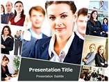 Business Women PowerPoint Backgrounds