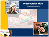 Drugs Picture Templates For Powerpoint