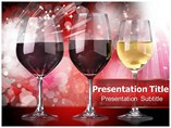 Classification of Wines powerpoint template
