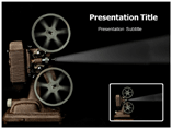 Movie Projector Templates For Powerpoint
