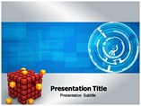 Technology Abstract Templates For Powerpoint