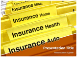 Insurance Types Templates For Powerpoint