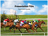 Horse Race Templates For Powerpoint