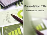 Financial Reviews PowerPoint Slides
