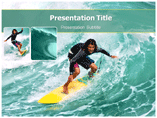Surfing Templates For Powerpoint