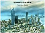 City Model Templates For Powerpoint
