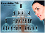ORGANIZARION CHART Templates For Powerpoint