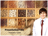 Macrobiotic diet Templates For Powerpoint
