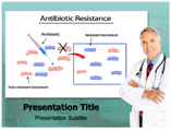 Antibiotic Resistance Templates For Powerpoint