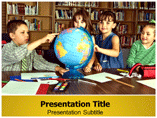 Elementary School Templates For Powerpoint