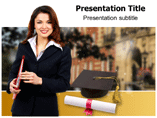 mba students powerpoint template