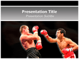 Boxing Techniques Templates For Powerpoint