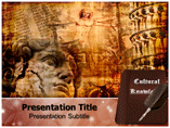 cultural knowledge Templates For Powerpoint