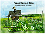 protected cultivation Templates For Powerpoint