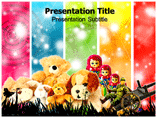 toys Templates For Powerpoint
