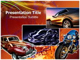 vehical Templates For Powerpoint