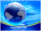 Cyberspace Templates For Powerpoint