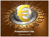 Euro Signs Templates For Powerpoint