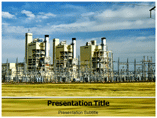 PowerPlant Templates For Powerpoint