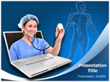 Online Medical Help Templates For Powerpoint