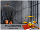 Criminal justice Templates For Powerpoint