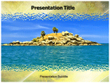 Desert Island Templates For Powerpoint