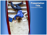 Stumble powerpoint template