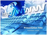 Internet Background Templates For Powerpoint
