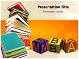 MBA Finance Templates For Powerpoint