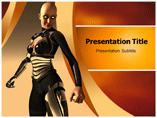 Cyborg Definition Templates For Powerpoint